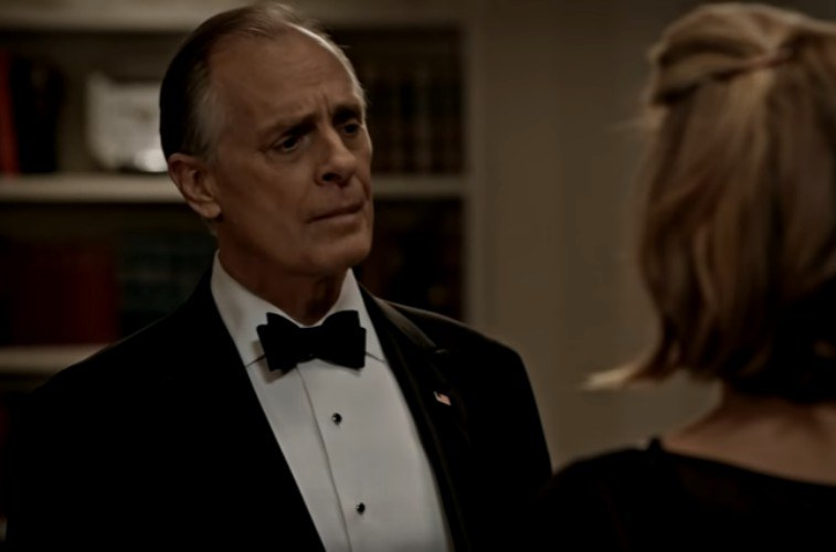 Keith Carradine in Madam Secretary