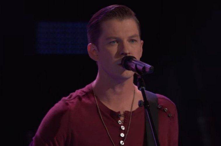 Michael Lee on The Voice