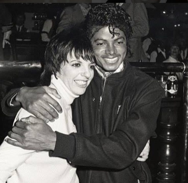 Michael Jackson Photos With His Celebrity Friends