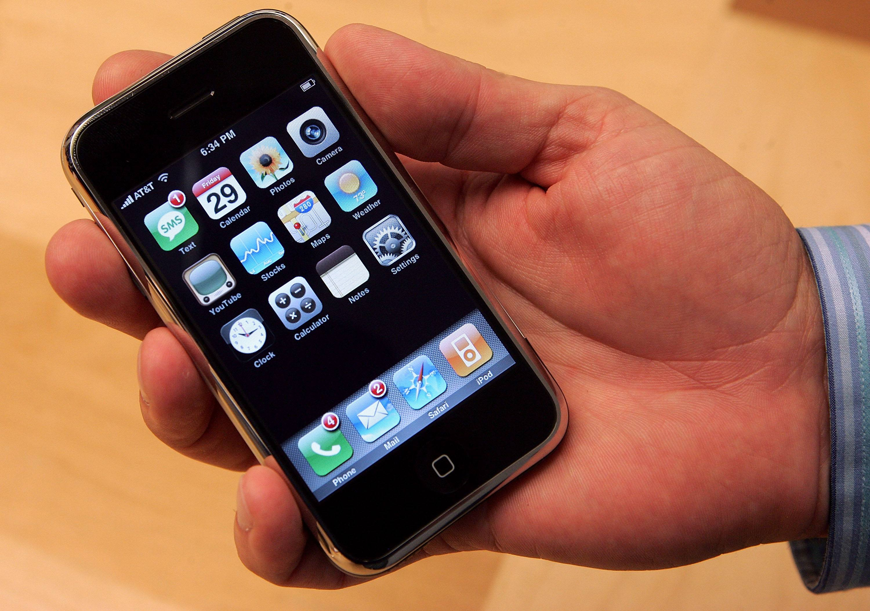 How Much Is an Original iPhone Worth Today? You Might Be