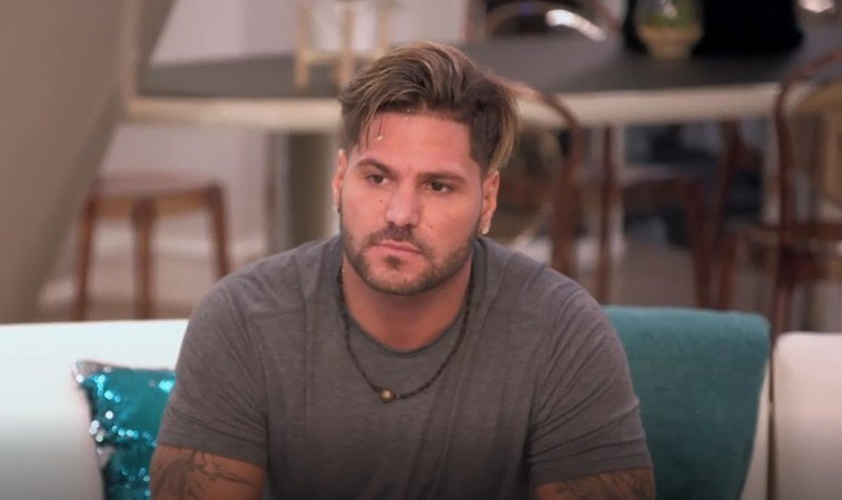 Jersey Shore Why Ronnie Ortiz Magro Went To Rehab