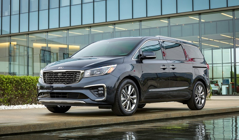 2019 Kia Sedona What The Minivan Brings For The New Model