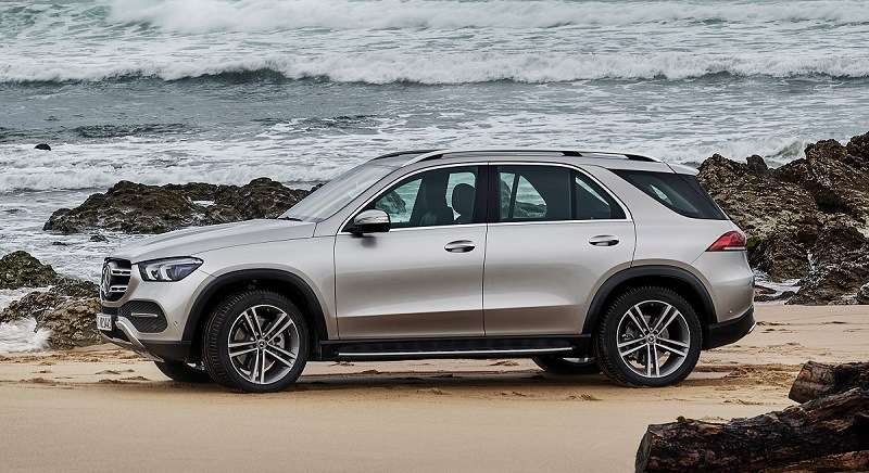 mercedes benz gle a close look at the all new suv and plug in hybrid. Black Bedroom Furniture Sets. Home Design Ideas
