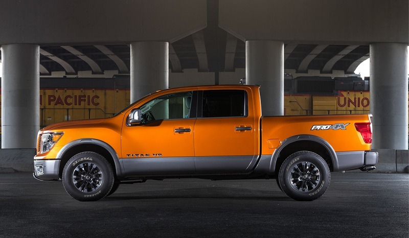 2019 Nissan Titan What S New In The Half Ton And Titan Xd Models