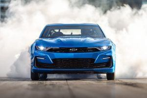 If You Could Choose 1 SEMA Car, This 700-Horsepower Camaro Should Work
