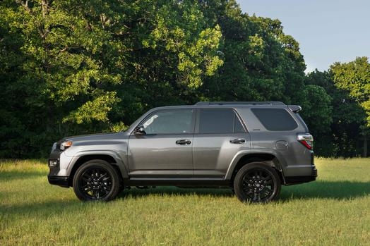 2019 Toyota 4 Runner What S New In The Standard And Trd Pro Models