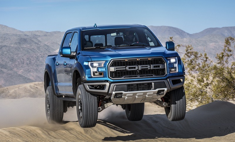 Ford is making its iconic F-150 Raptor – the ultimate high-performance off-road pickup – even better with upgraded technology including class-exclusive, electronically controlled FOX Racing Shox, new Trail Control™ and all-new Recaro sport seats.