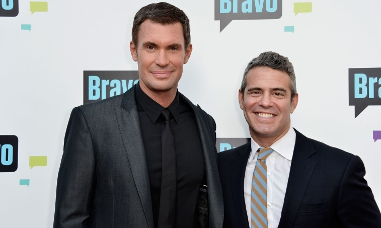 Andy Cohen and Jeff Lewis