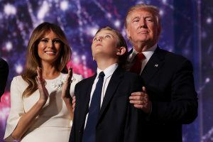 Donald and Barron Trump: How Close Are the Father and Son?