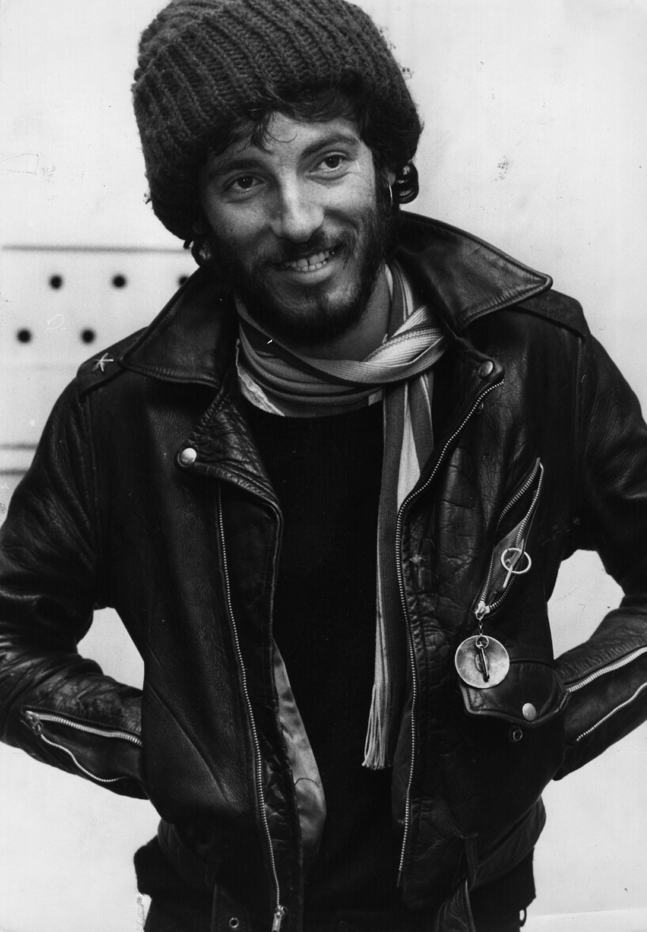 Bruce Springsteen in 1975