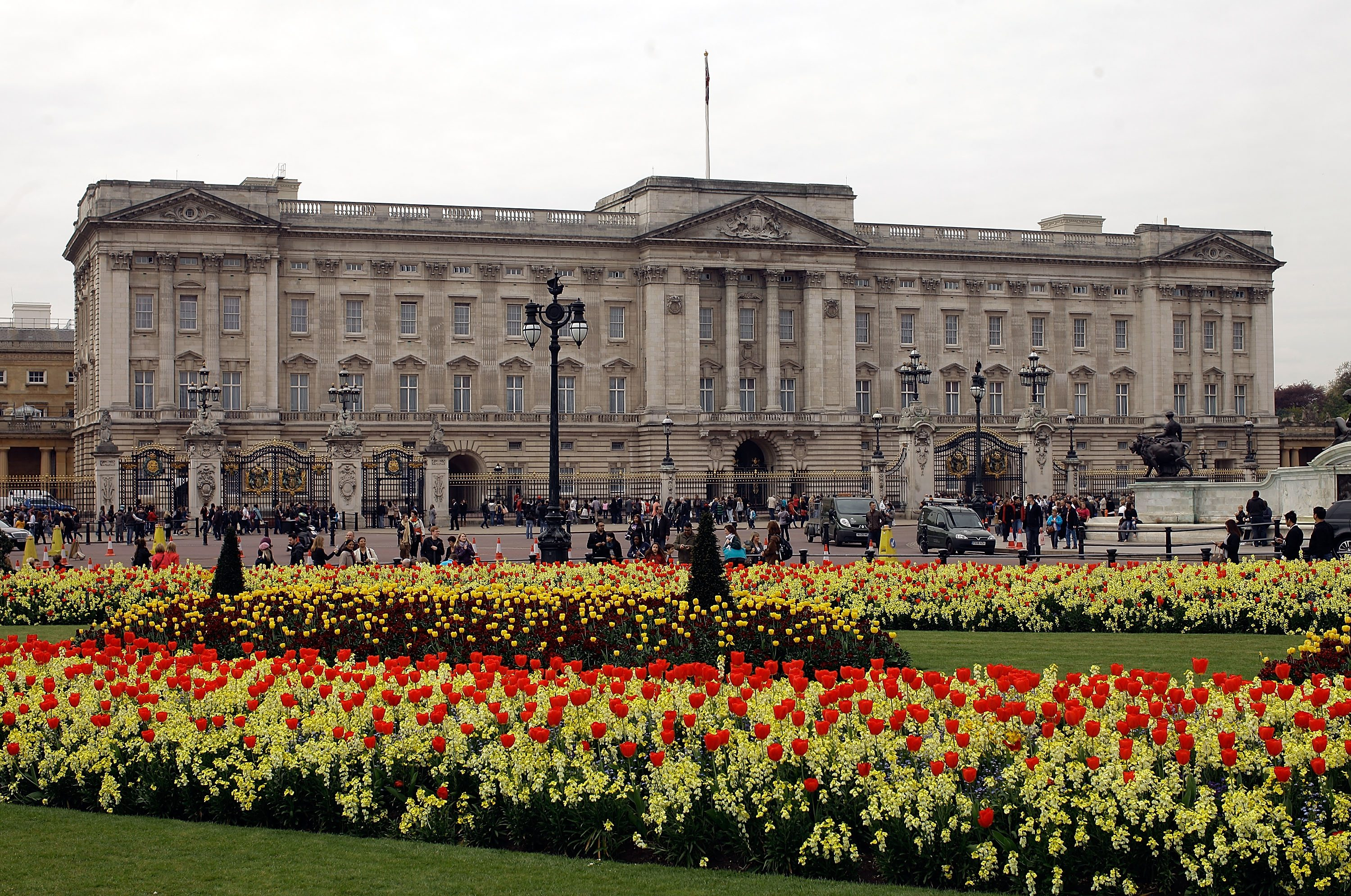 Buckingham Palace and Gardens