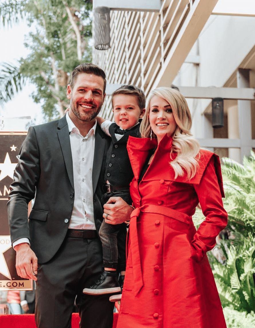 Here S Why Carrie Underwood And Mike Fisher Are One Of The