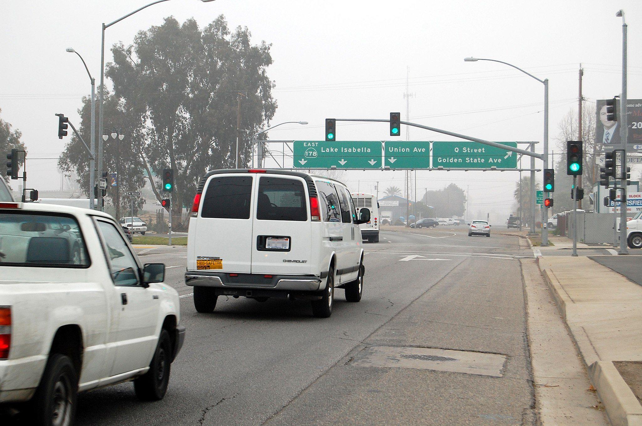 Deadliest cities for pedestrians-Bakersfield CA