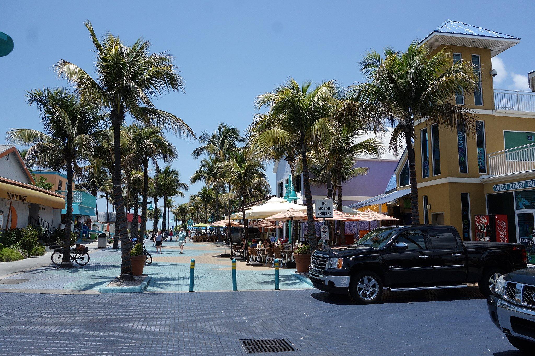 Deadliest cities for pedestrians-Fort Myers FL