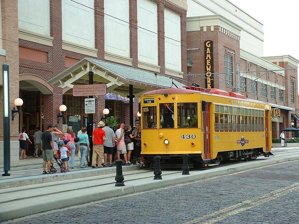 Deadliest cities for pedestrians-Tampa FL
