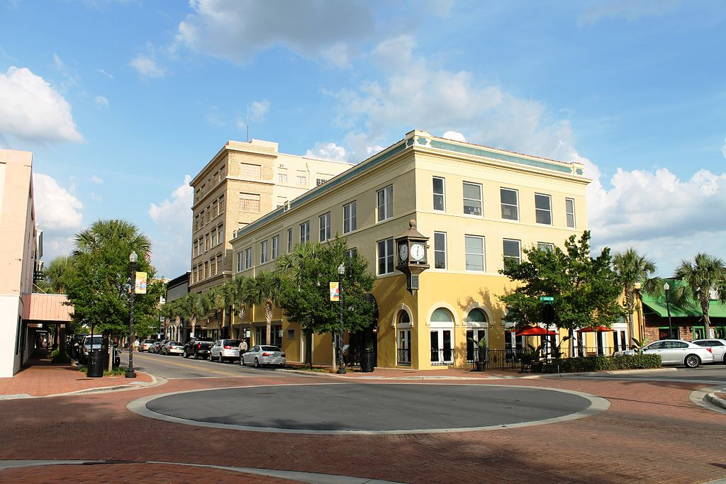 Deadliest cities for pedestrians-Winter Haven FL