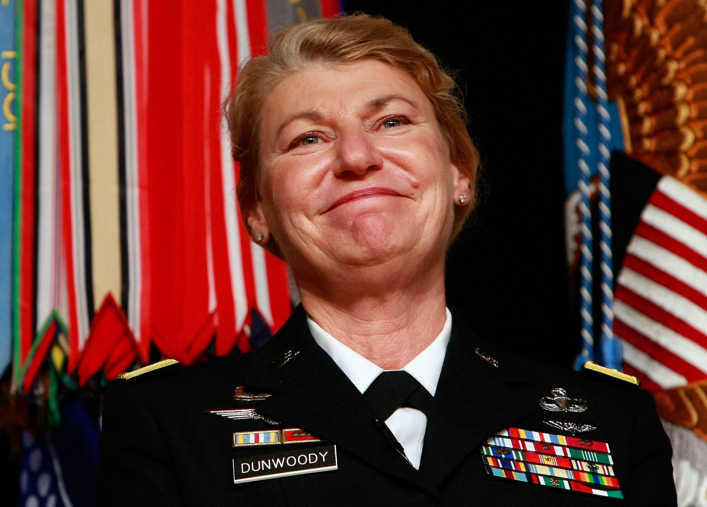 Ann. E. Dunwoody, famous American military veterans