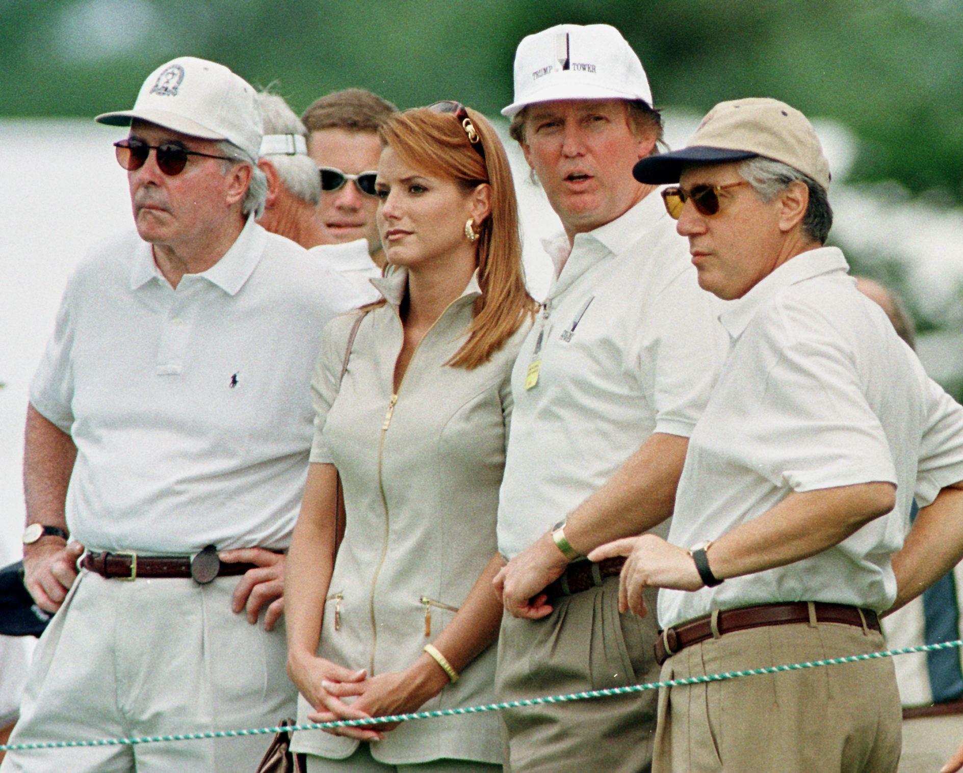 Donald Trump at PGA Championships