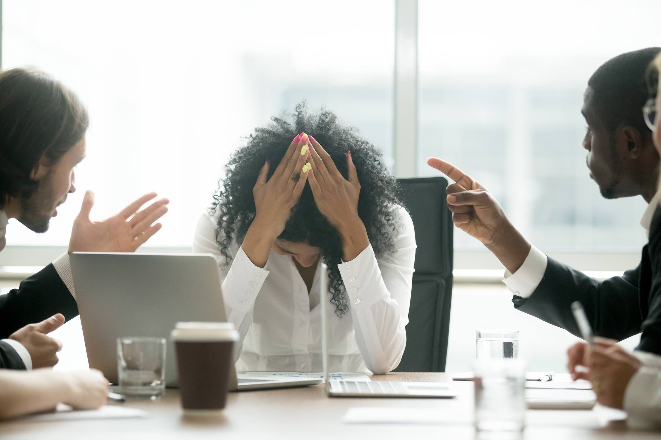 Criticism at work