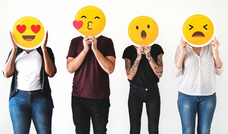 Emoji emoticon people