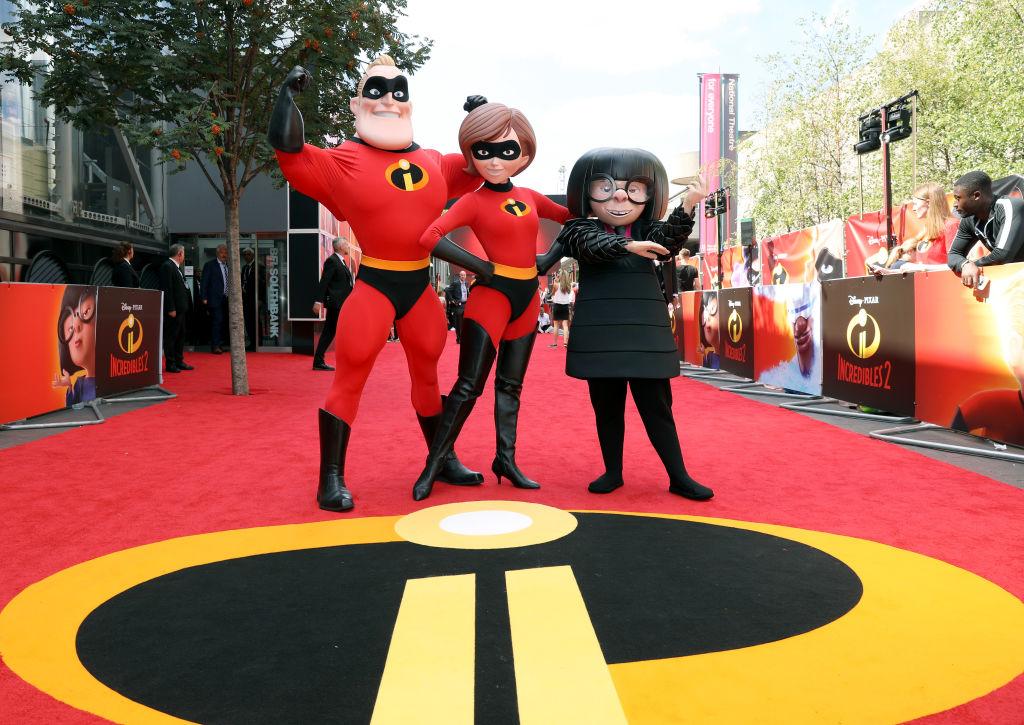Enda Mode The Incredibles