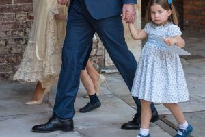 The Real Reason Princess Charlotte Is Not a Daddy's Girl