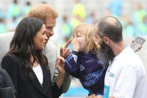 Adorable Photos of Prince Harry With Kids That Prove He Will Be a Great Dad