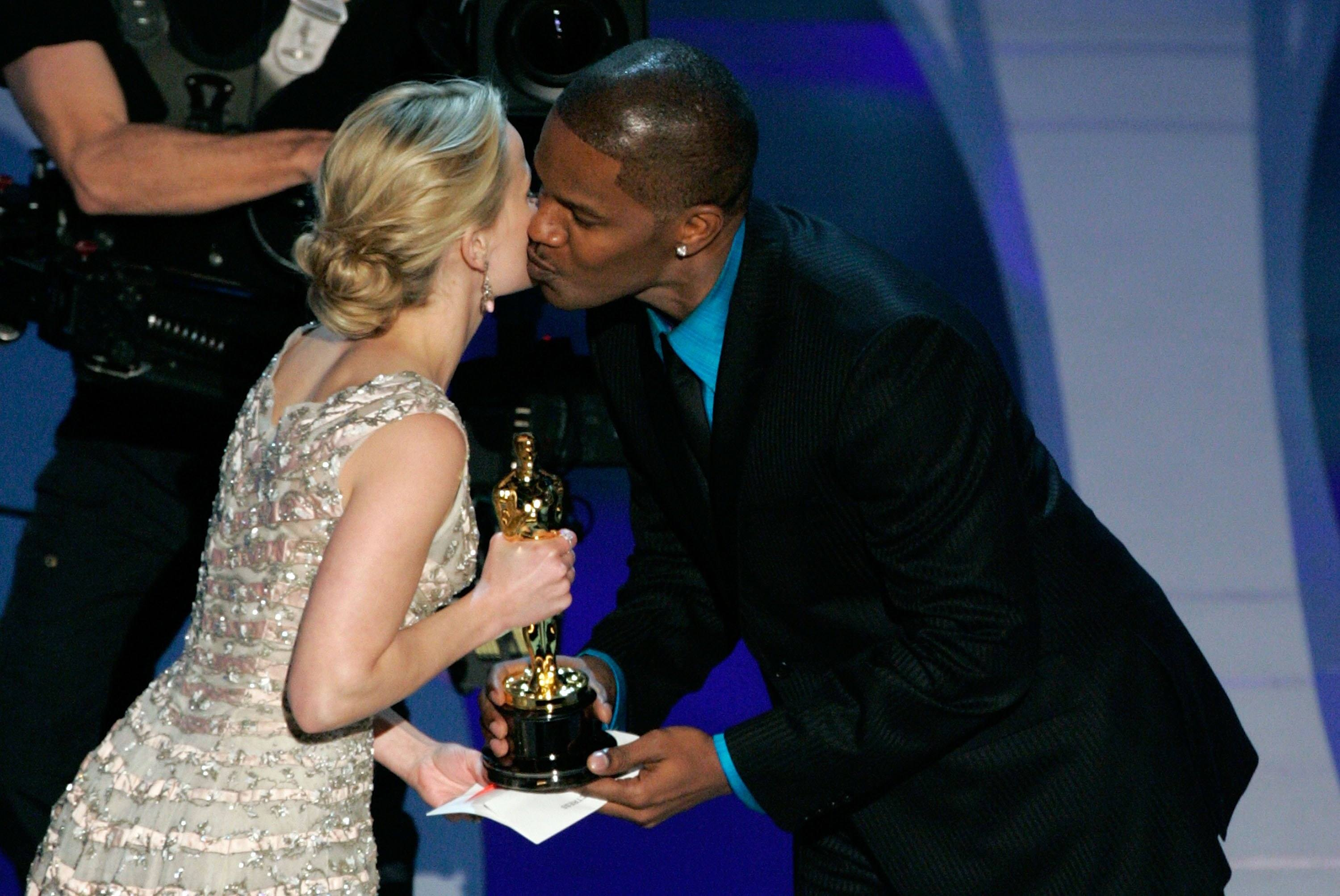 Reese Witherspoon, Jamie Foxx, Oscars, Academy Awards, highest grossing music movies
