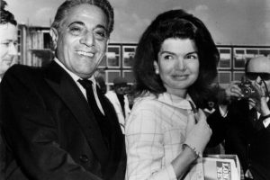 These Iconic Photos Will Take You Inside Jackie Kennedy's Marriage to Aristotle Onassis