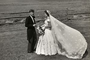 Extraordinary Photos of U.S. Presidents on Their Wedding Days