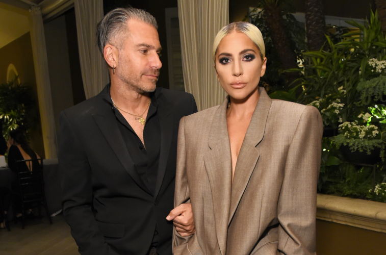 Christian Carino and Lady Gaga