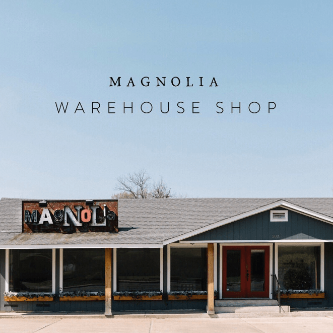 Magnolia Warehouse Shop