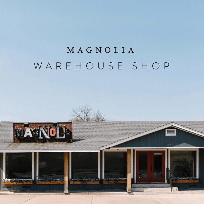 Magnolia Warehouse Shop