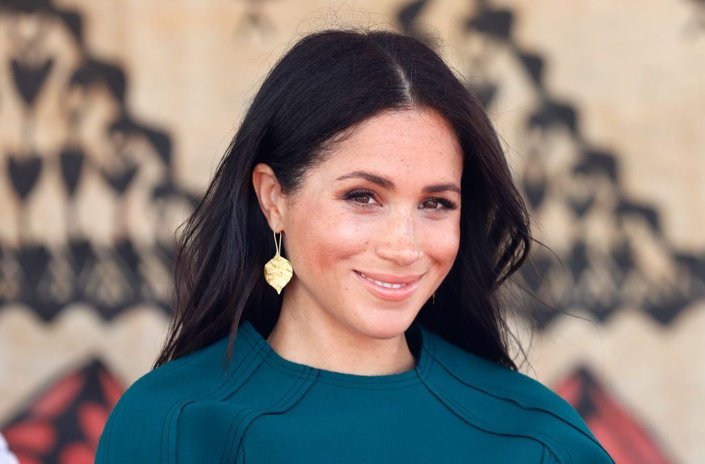 An Incredible Video Captures Meghan Markle Gasping As Her Baby Kicks