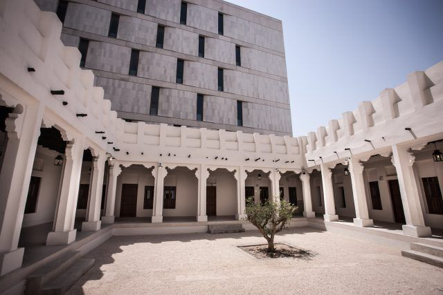 Msheireb Museums in Doha, Qatar