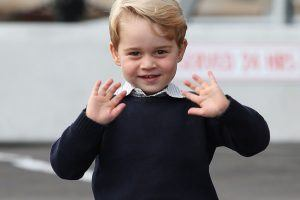 How Old Is Prince George and When Is His Birthday?
