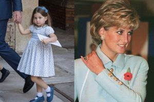Everything Princess Charlotte Already Has in Common With Princess Diana
