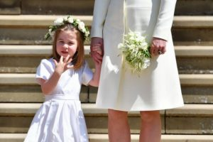 Why Princess Charlotte is Not Allowed to Sit With Her Parents During Royal Dinners