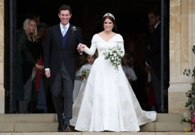 Princess Eugenie and Jack Brooksbank's wedding