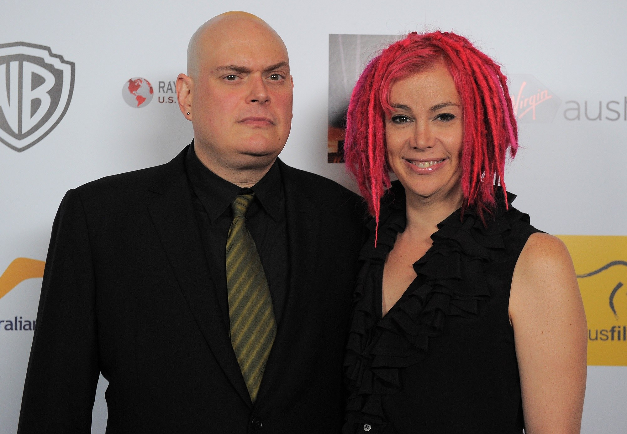 Matrix directors Andy (now Lilly) and Lana Wachowski