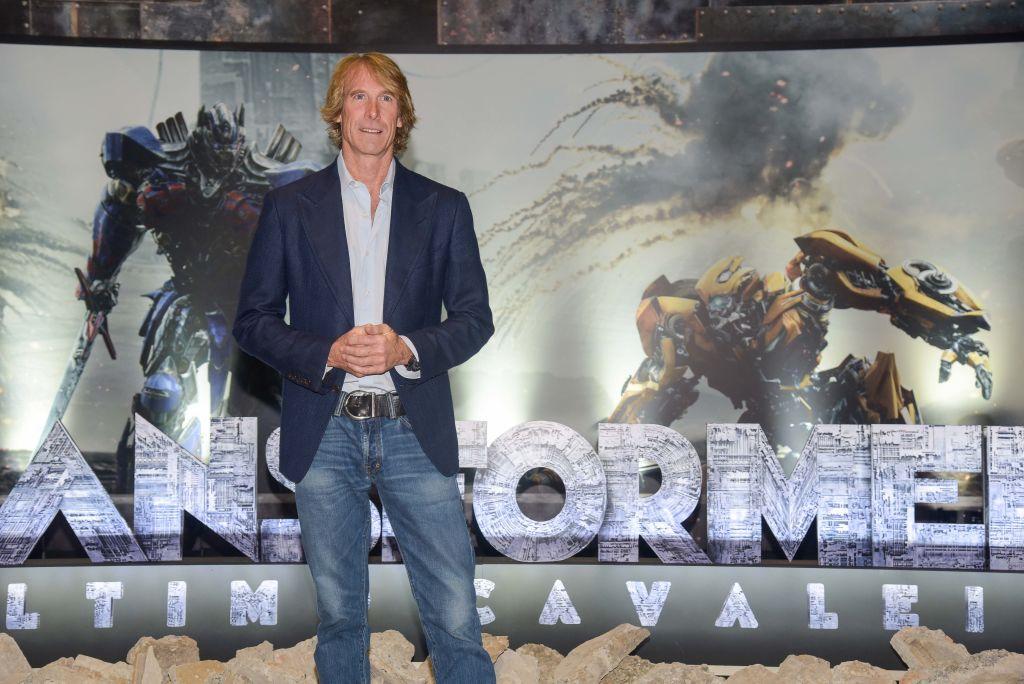 Transformers and Armageddon director Michael Bay