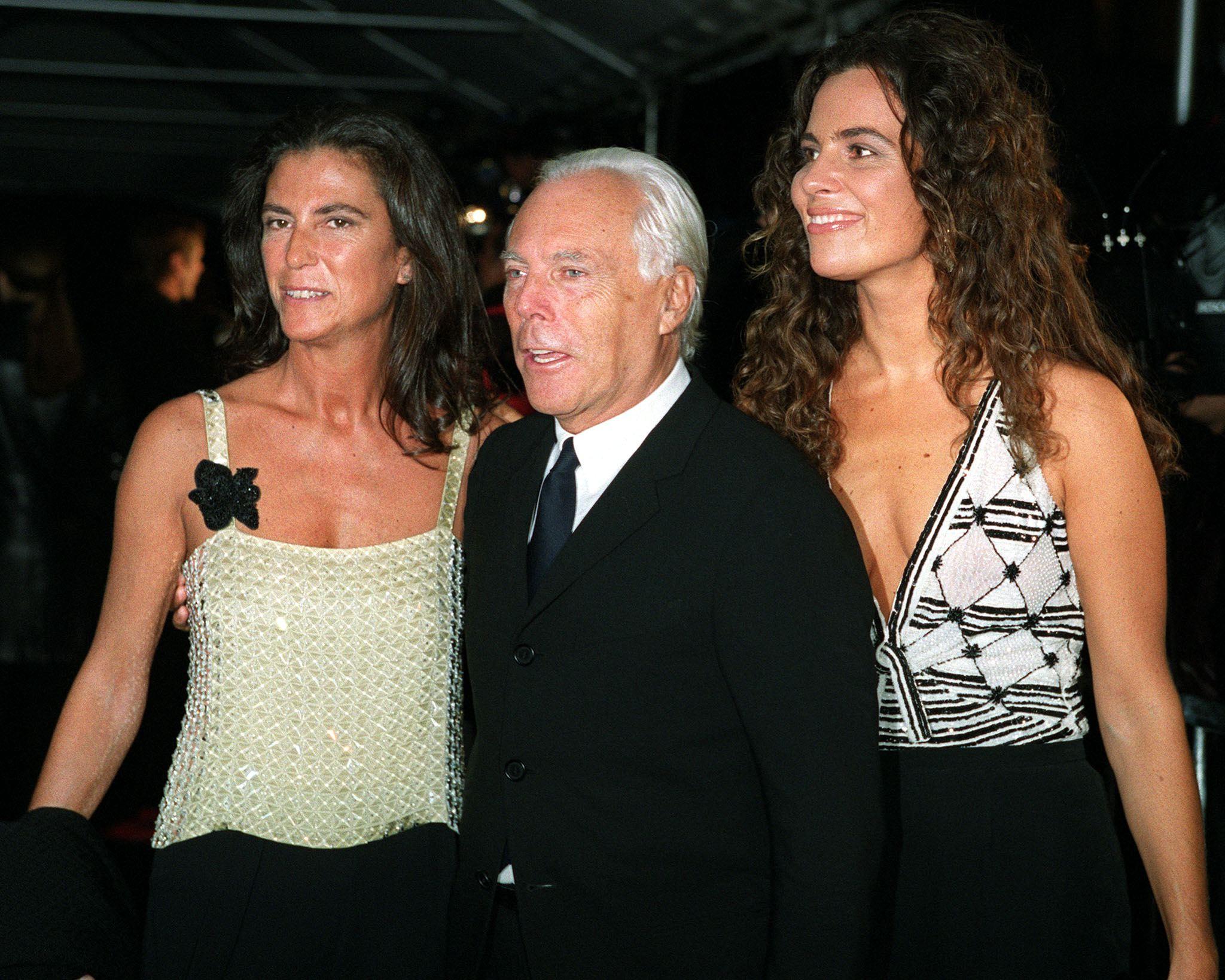 Giorgio Armani is one of the richest fashion designers in the world