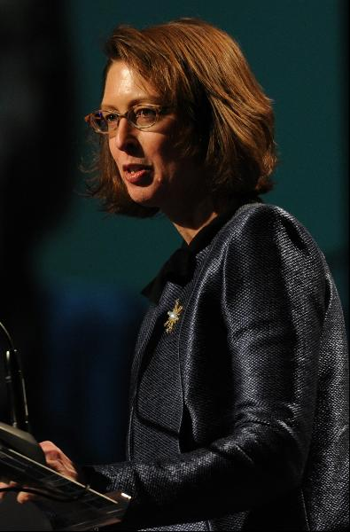 Fidelity Investments CEO Abigail Johnson