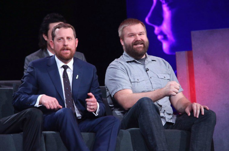 Robert Kirkman and Scott M. Gimple