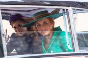 Why Sarah Ferguson Says Her Mother Saw the 'Sign of the Devil' In Her