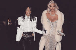 Kim Kardashian's Best Halloween Costumes Over the Years