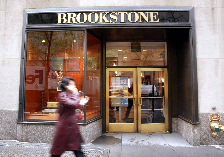 Struggling American companies -- Brookstone