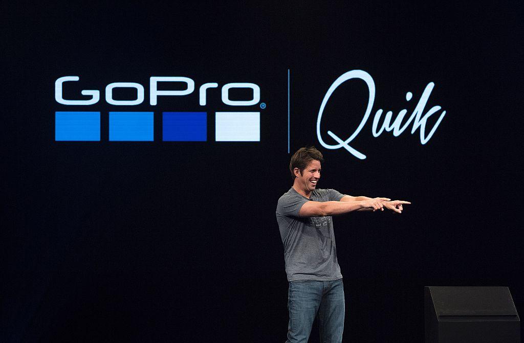 Struggling American companies -- GoPro CEO Nick Woodman