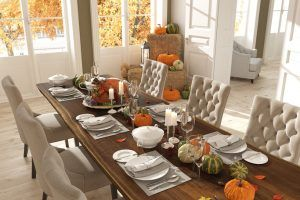 Joanna Gaines Reveals How She Sets Her Thanksgiving Table