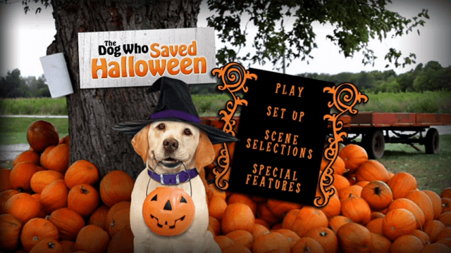ThThe Dog Who Saved Halloween